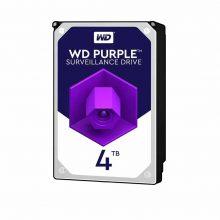 هارددیسک اینترنال وسترن دیجیتال مدل Purple ظرفیت 4 ترابایت