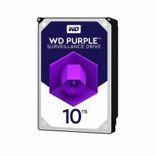 هارددیسک اینترنال وسترن دیجیتال مدل Purple ظرفیت 10 ترابایت