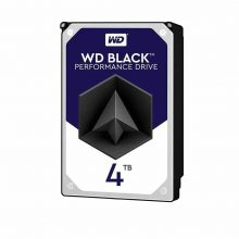 هارددیسک اینترنال وسترن دیجیتال مدل Black ظرفیت 4 ترابایت
