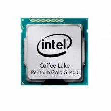 پردازنده مرکزی اینتل سری Coffee Lake مدل Pentium Gold G5400