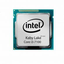 پردازنده مرکزی اینتل سری Kaby Lake مدل Core i3 7100