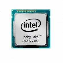 پردازنده مرکزی اینتل سری Kaby Lake مدل Core i5 7400