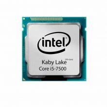 پردازنده مرکزی اینتل سری Kaby Lake مدل Core i5 7500