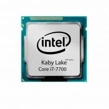 پردازنده مرکزی اینتل سری Kaby Lake مدل Core i7 7700