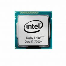 پردازنده مرکزی اینتل سری Kaby Lake مدل Core i7 7700K