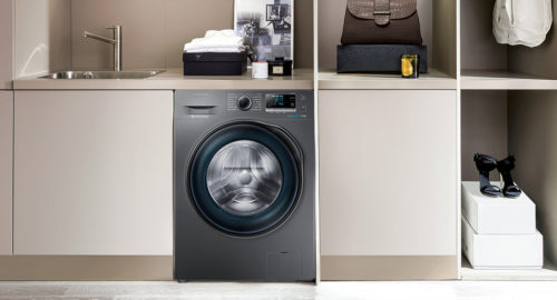 تفاوت ماشین لباسشویی مبله و تو کار