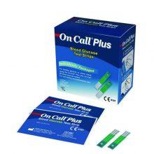 نوار تست قندخون ایکان مدل On Call Plus G133-115