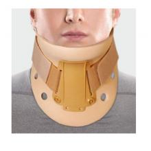 گردن بند طبی پاک سمن مدل Philadelphia