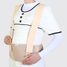 شکم بند بارداری (با پارچه سه بعدی ) طب و صنعت مدل 61200