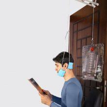 دستگاه کشش گردن طب و صنعت کد 55100