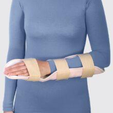 آتل اورژانسی مچ دست طب و صنعت کد 30610