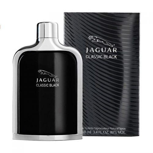 عطر ادکلن جگوار کلاسیک بلک-مشکی  Jaguar Classic Black