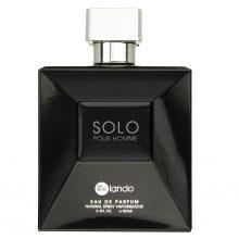 ادو پرفیوم مردانه بایلندو مدل Solo حجم 100 میلی لیتر